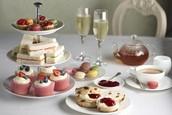 Join us for Tea Time...