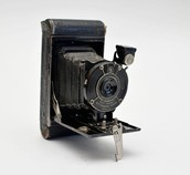 Film Camera (Early 1900s)