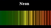 Neon Spectrum (Emission)