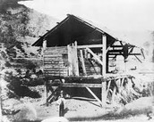 1848 Gold discovered in California
