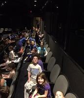 Kipling First Graders See Cinderella