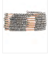 Sparkly Bardot Spiral Bangle  Reg $59 ~ Sale $30