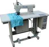 the first cloth machine
