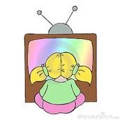 Me gustaba ver los dibujos animados.