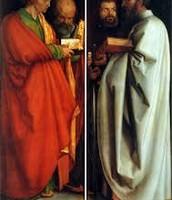 Four Apostles 1526