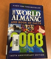 The World Almanac 2008