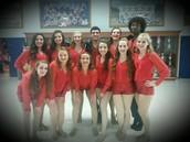 Dance team!!