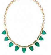 Eye Candy Necklace (emerald)