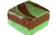 Mint fudge!