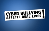 Cyberbullying can affect lives.