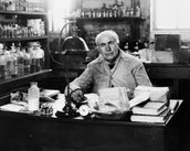 Edison invented the first motion picture