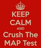 MAP testing dates