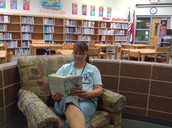 Mrs. Cohee-Library Media Specialist