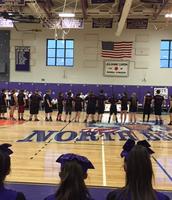 Senior vs. Faculty Game 2016