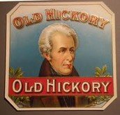 This is because soldiers used call him Old Hickory because he was so strong.