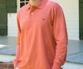 La camiseta rosado