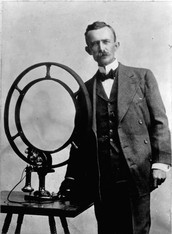 1908- The First Mobile Phone was invented