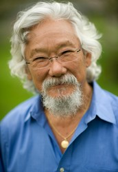 All about David Suzuki