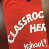 Kahoot Shirt