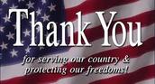 Gayman Honors Our Veterans