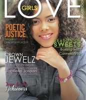 Love, GIRLS Magazine Cover Girl Contest