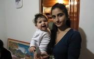 Mi amiga de infancia y su bebe