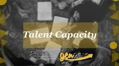 Talent Capacity - Member Education Cycle