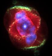 Planetary Nebula's