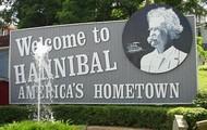 Mark Twain home town