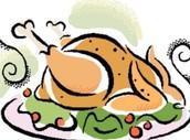 Christmas Turkey Lunch Dec. 16