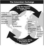 Why we want the columbian exchange...