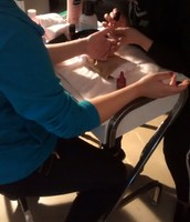 Massage and Manicure for Students and Staff