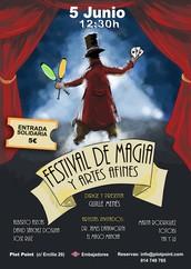 Festival de magia y artes afines