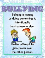 THERE ARE MANY WAYS TO GET BULLIED