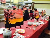 The art cafe - Classes at The Art Shoppe