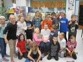 We are an awesome bunch of 4th grade leaders & learners! We show RESPECT & have KoMet Pride!