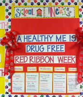 Red Ribbon Week is October 26-30, 2015