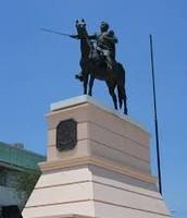 Statue of Simón Bolivar