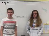 6th Grade Role Models