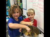 Will and Travis stirrin' the pot! :)