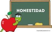 La honestidad
