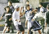 ¡No! a la violencia juvenil