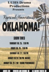 """Oklahoma!"" at Lakeland Union High School"
