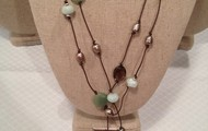 RIVER LARIAT NECKLACE