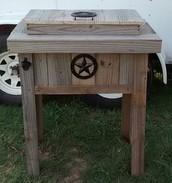 Texas Star Cooler