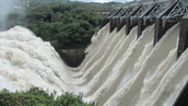 Hydroelectric dam (one of many)