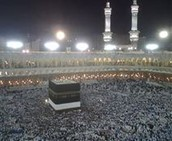 Mecca- Holy City/Place