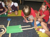 Children experience our classrooms