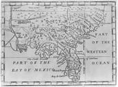 First USA map