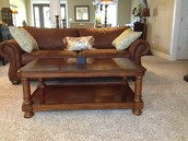 BASSETT COFFEE TABLE   SOLD!